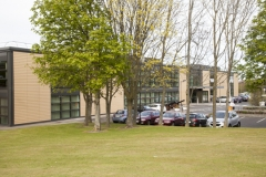 Side of Ballyfermot Training Centre
