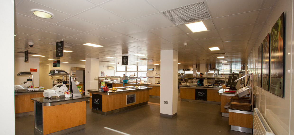 Ballyfermot Training Centre Canteen
